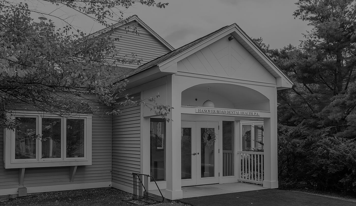 Hanover Road Dental Health office building in Lebanon New Hampshire